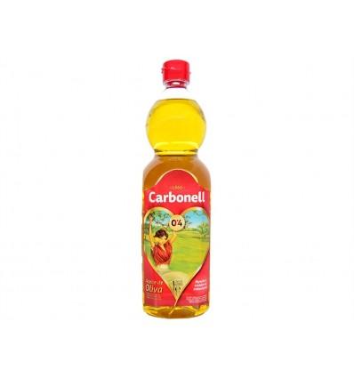 Huile d'olive 0.4º Bouteille 1l Carbonell