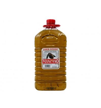 Aceite de Oliva Sabor Intenso Garrafa 5l Manzano