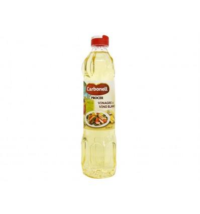 Vinagre de Vino Blanco Procer Botella 500ml Carbonell