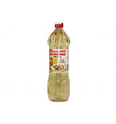 Vinagre de Vino Blanco Procer Botella 1l Carbonell