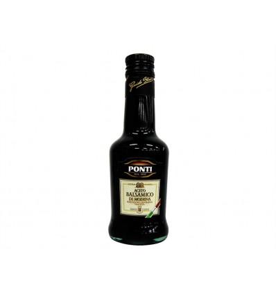 Vinagre Balsámico de Módena Botella 250ml Ponti