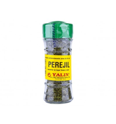 Perejil Frasco 6g Yalin