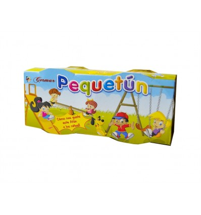 Atún Pequetún Niños Pack 2x80g Cermar