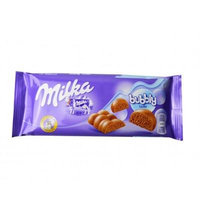 Chocolate Bubbly Tableta 90g Milka