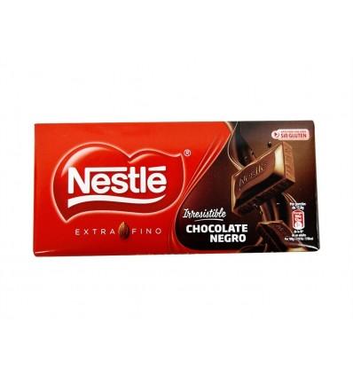 Chocolate Negro Extrafino Tableta 125g Nestlé