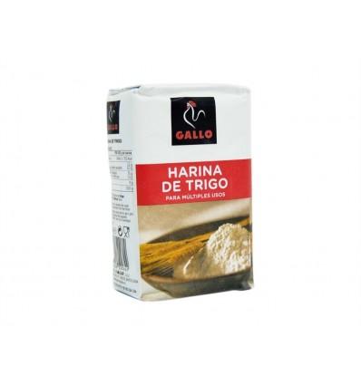 Harina de Trigo Paquete 500g Gallo