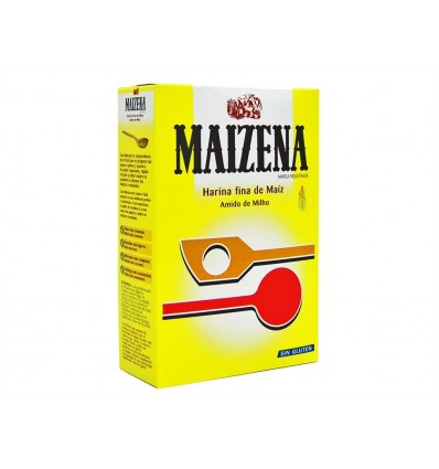 Harina Fina de Maiz Caja 400g Maizena