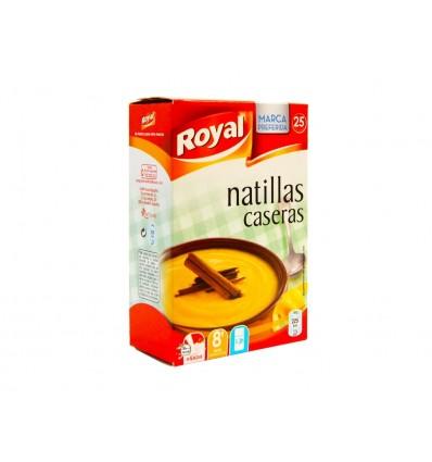 Natillas Caseras Caja 25 Raciones - 100g Royal