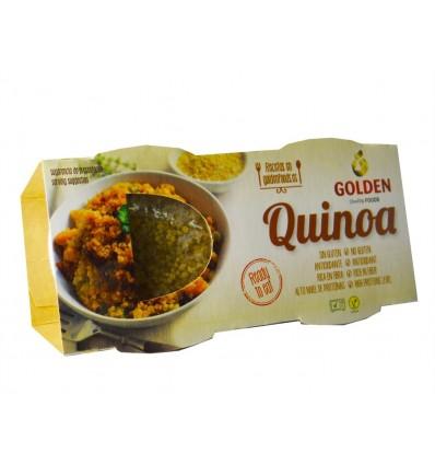 Quinoa Lista para comer Pack 2x80g Golden