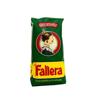 Riz rond Paquet 1kg La Fallera