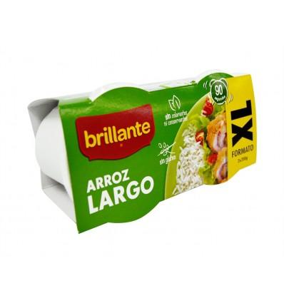 Riz long Pack 2x200g Brillante
