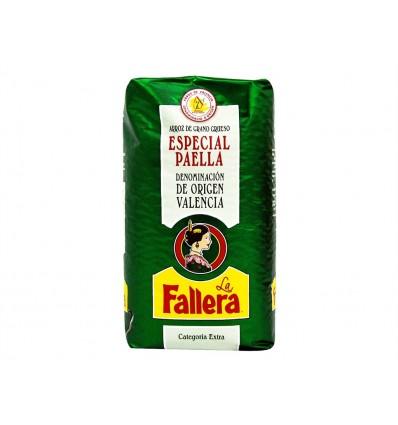 Arroz Grueso Especial Paellas D.O. Valencia Paquete 1kg La Fallera