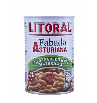 Fabada Asturiana Lata 435g Litoral