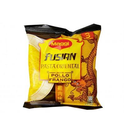Fideos Orientales Fusian Pollo Bolsa 71g Maggi