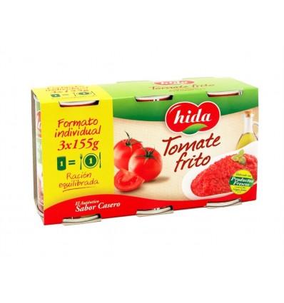 Tomate Frito Pack 3x155g Hida