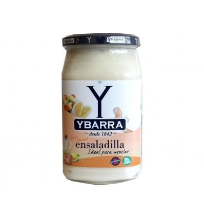 Mayonesa Especial Ensaladilla Tarro 450ml Ybarra
