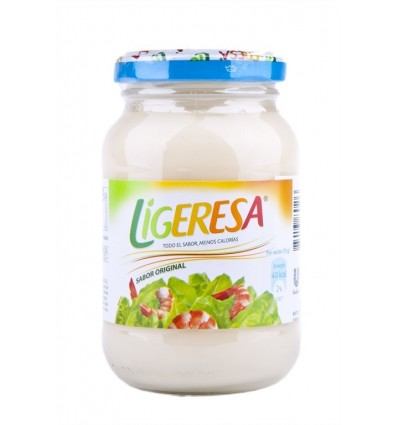 Mayonesa Tarro 225ml Ligeresa