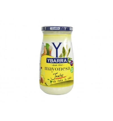 Mayonesa Tarro 450ml Ybarra