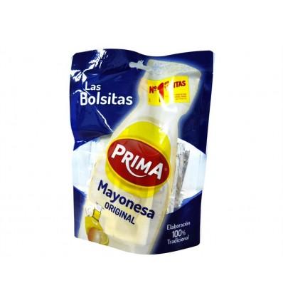 Mayonesa Bolsitas Paquete 15ud Prima