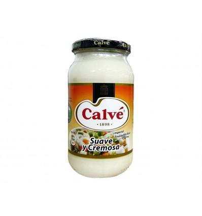 Mayonesa Ensaladilla Tarro 450ml Calvé