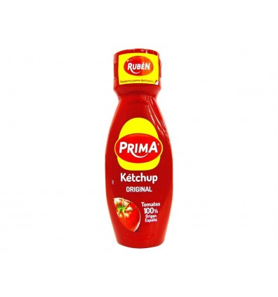 Ketchup Bote 325g Prima
