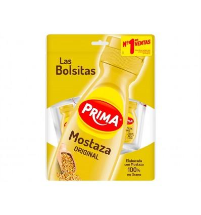 Mostaza Bolsitas 15ud Prima