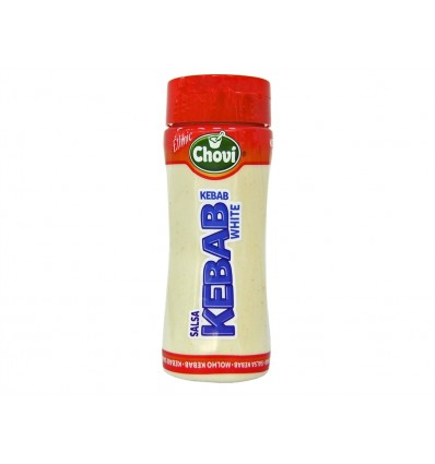 Salsa Kebab White Bote 250ml Chovi