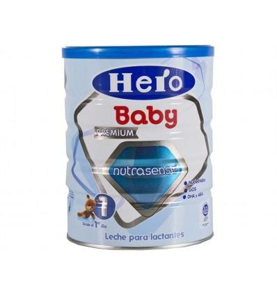 Lait enfants 1 Nutrasense Pot en verre 800g Hero