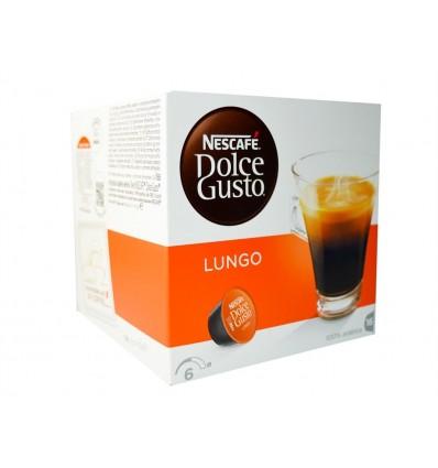 Café Dolce Gusto Lungo 16 Cápsulas Nescafé