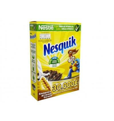 Cereales Nesquik Chocolate Caja 375g Nestlé