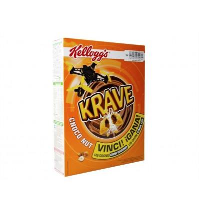 Cereales Krave Caja 375g Kellogg´s