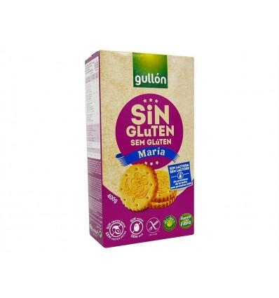 Galletas María Sin Glúten Caja 400g Gullón