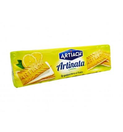 Galleta Artinata de Limón Paquete 210g Artiach