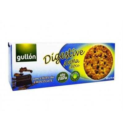 Galletas Digestive de Avena y Chocolate Caja 425g Gullón