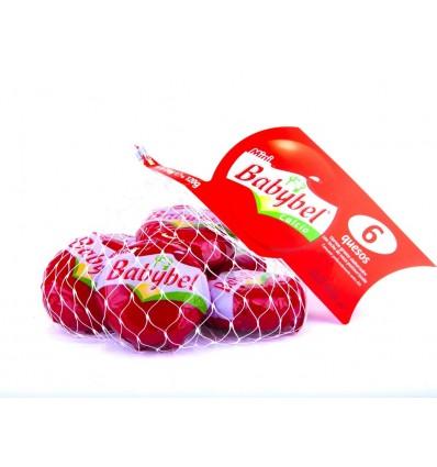 Quesitos Edam Mini Pack 6 Porciones Babybel