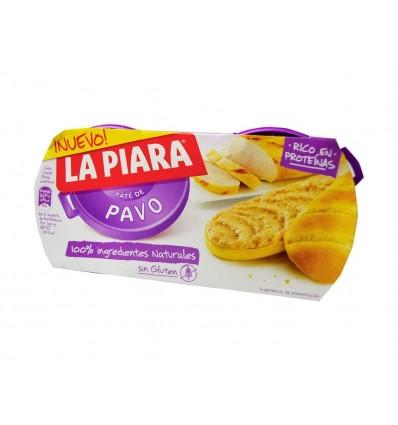 Paté de Pavo Pack 2x150g La Piara