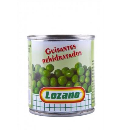 Guisantes Lata 185g Lozano