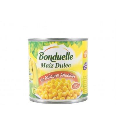 Maiz Dulce Sin Azúcares Añadidos Lata 300g Bonduelle