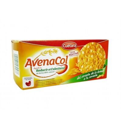 Galletas Digestive Avenacol Caja 300g Cuétara
