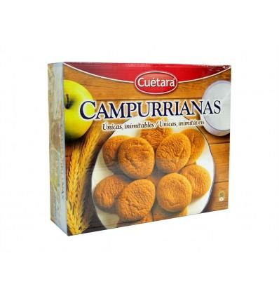 Galletas Campurrianas Caja 500g Cuétara