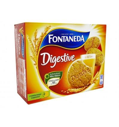 Galletas Digestive Caja 700g Fontaneda