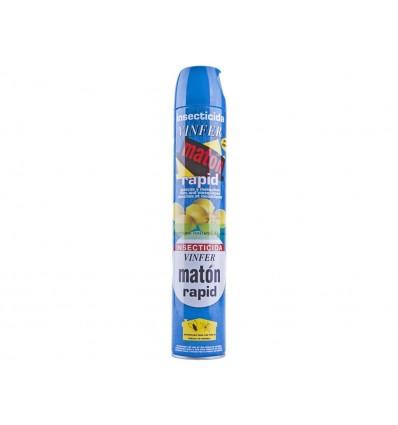 Insecticida Perfumado a Limon Vinfer Rapid Maton Spray 750ml