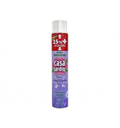 Insecticida Hogar y Plantas Perfume a Lavanda Casa Jardin Spray 750ml (+250ml Gratis)