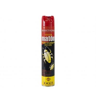 Insecticida Vinfer Especial para Cucarachas Maton Spray 750ml