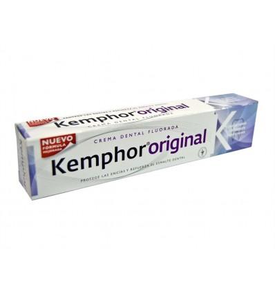Dentifrico con Fluor Original Kemphor Tubo 75ml