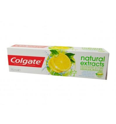 Dentifrico Colgate Naturals Extracts Colgate Tubo 75ml