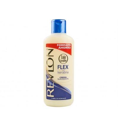 Crema Suavizante Flex con Keratina Revlon Botella 650ml