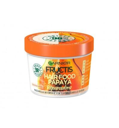 Mascarilla Fructis Hair Food Papaya Garnier Bote 390ml