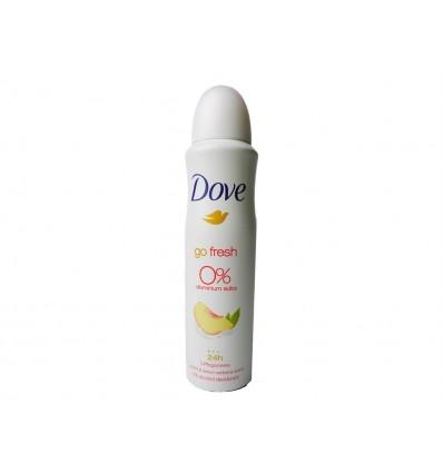 Desodorante Melocoton 0% Alcohol Dove Spray 150ml