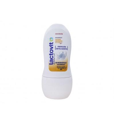 Desodorante Activit Proteccion Inteligente Lactovit Roll On 50ml